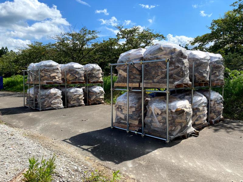 乾燥薪広葉樹ミックス